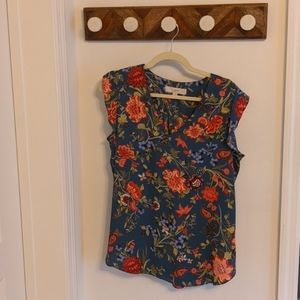 Loft blouse large